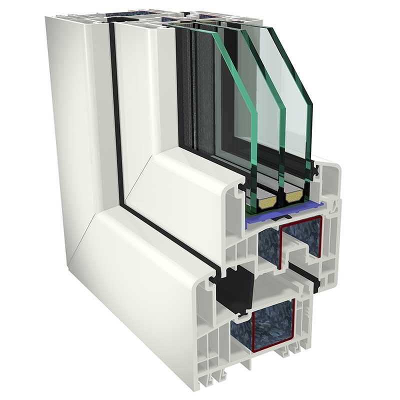 SOLLYS LAND PVC prozori Exkluziv Line