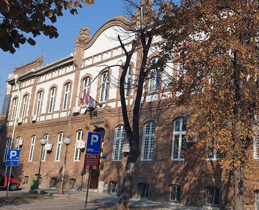 SOLLYS LAND Reference - Elektrotehnička škola Pančevo 1