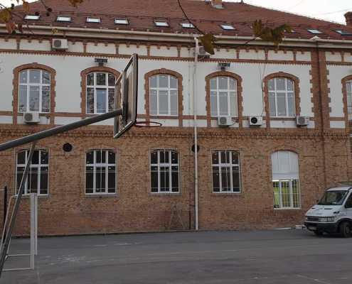 SOLLYS LAND Reference - Elektrotehnicka skola Pancevo 3