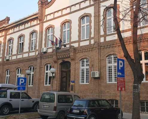 SOLLYS LAND Reference - Elektrotehnička škola Pančevo 5