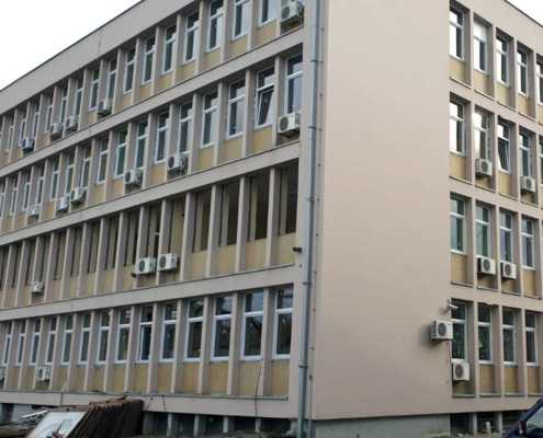 SOLLYS LAND Vesti - Zgrada Viseg suda u Pancevu